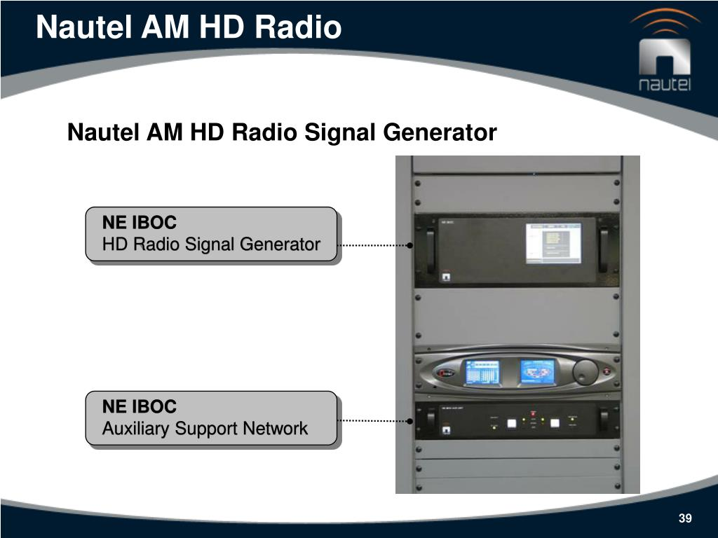Nautel AM HD Radio