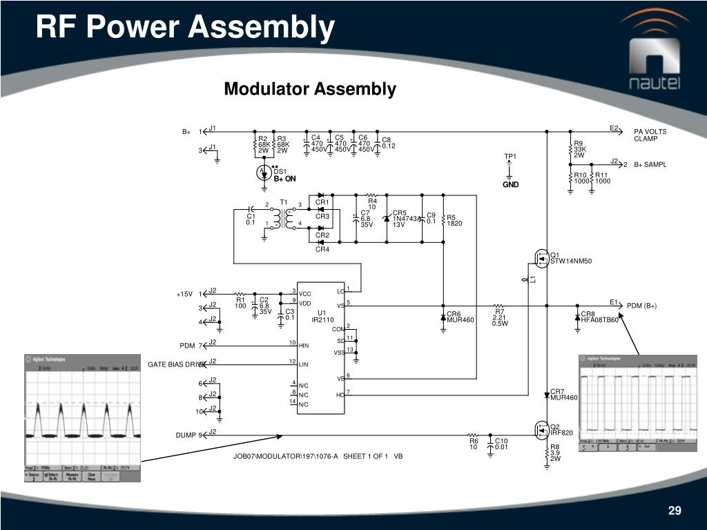 RF Power Assembly