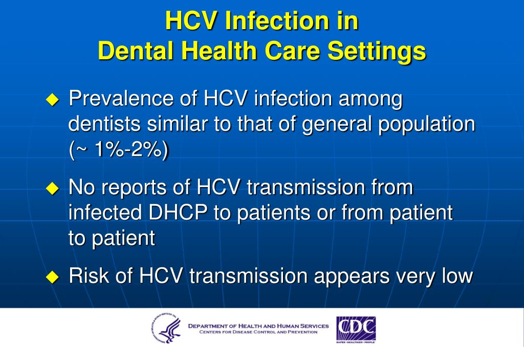 HCV Infection in