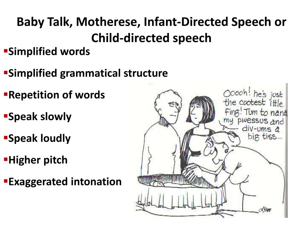 Baby Talk,