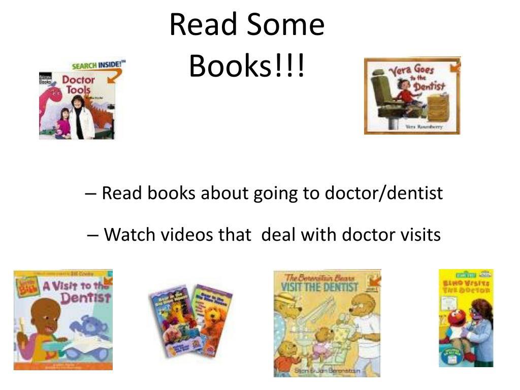 Read Some Books!!!