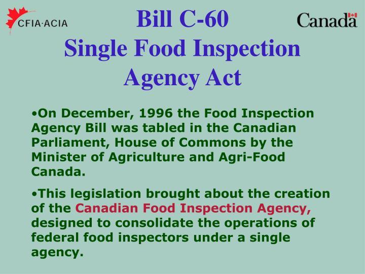 Bill C-60