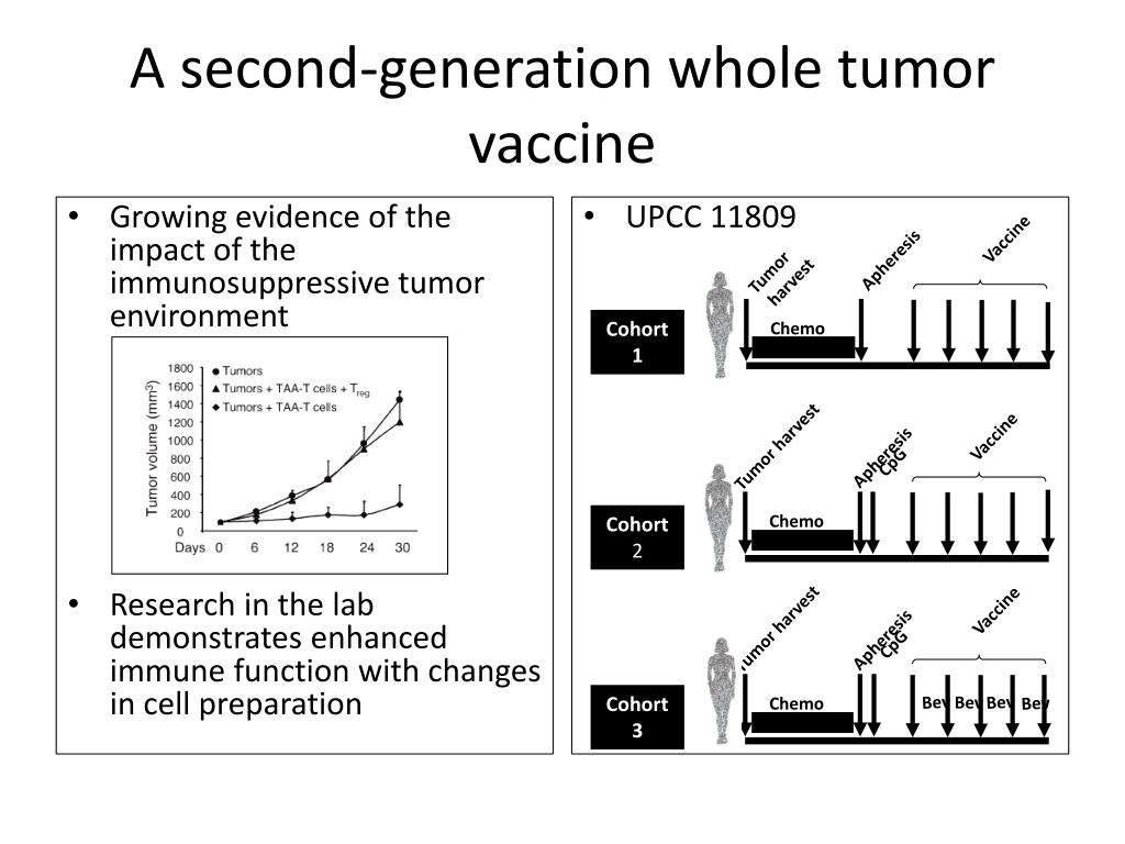 A second-generation whole tumor vaccine