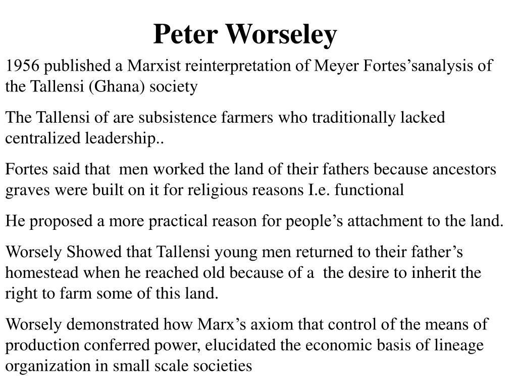 Peter Worseley