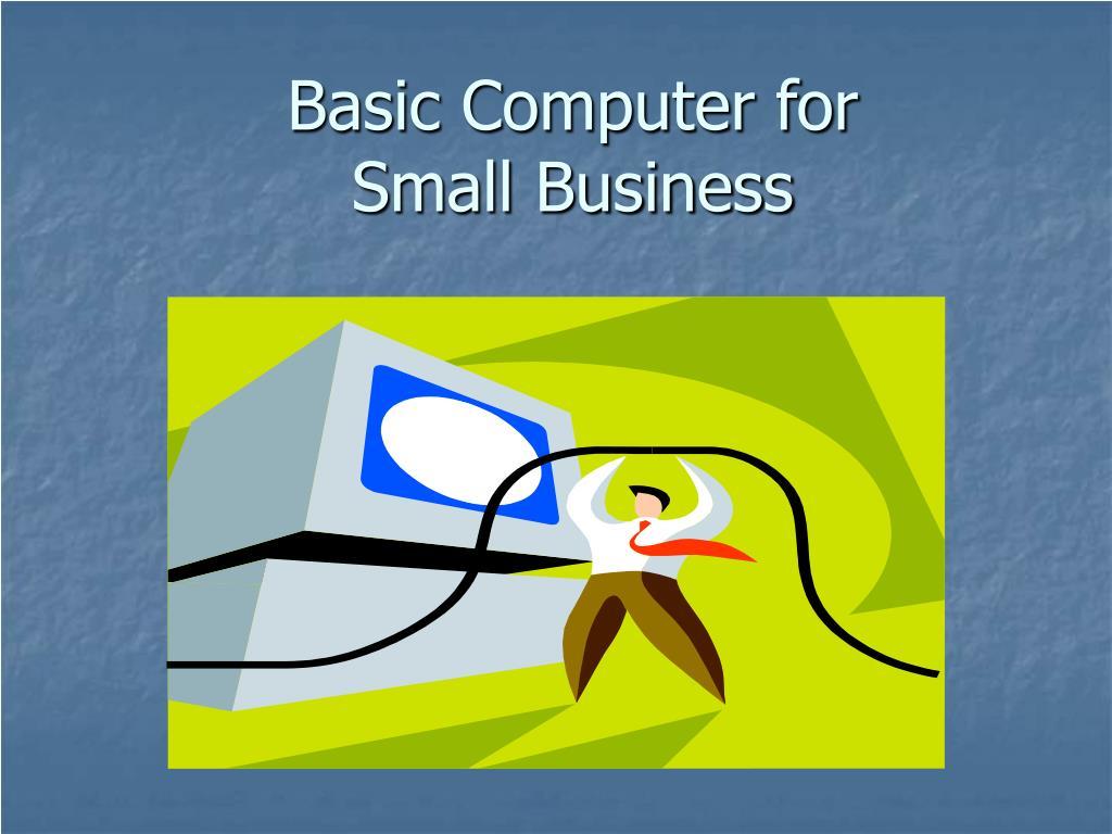 Basic Computer for