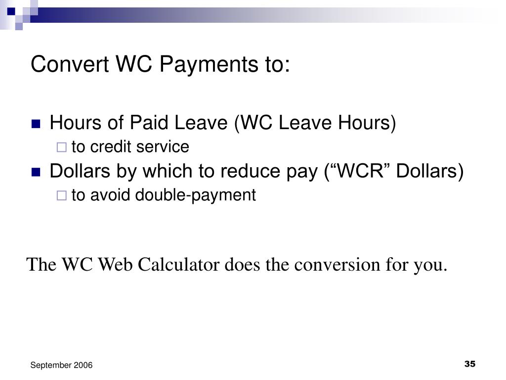 Convert WC Payments to: