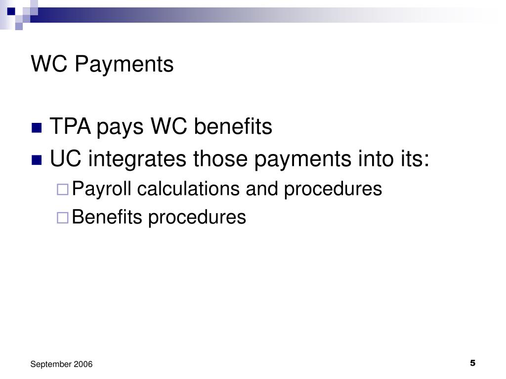 WC Payments