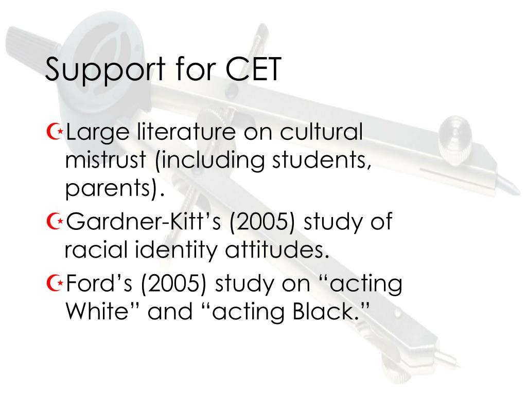 Support for CET