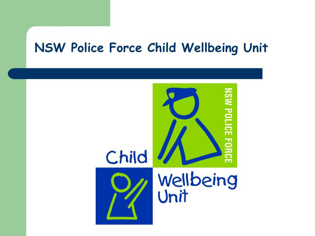 NSW Police Force Child Wellbeing Unit