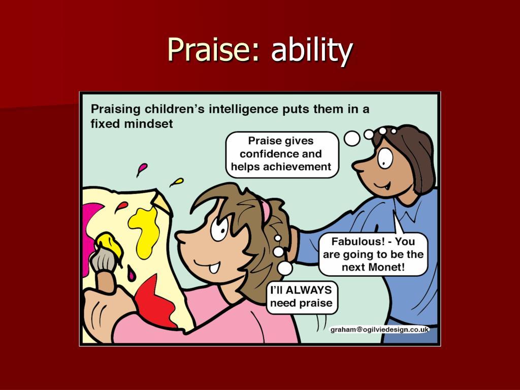 Praise: