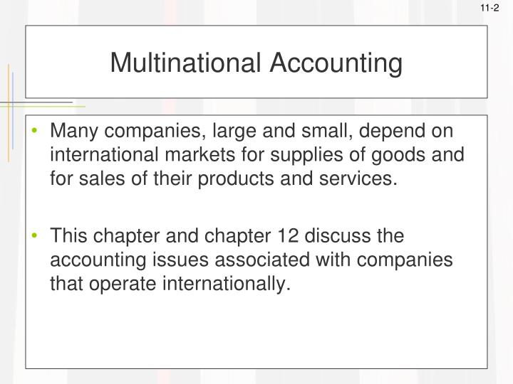 Multinational accounting l.jpg