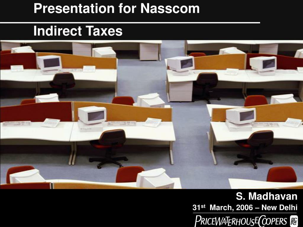 Presentation for Nasscom
