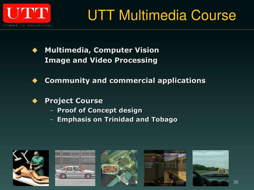 UTT Multimedia Course