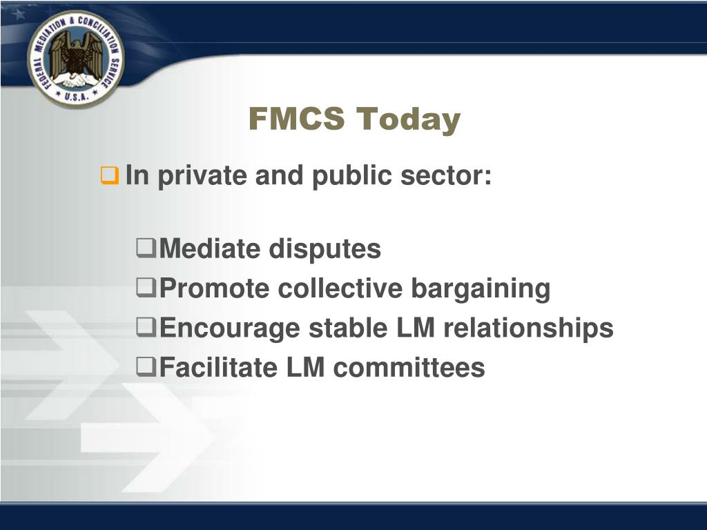 FMCS Today