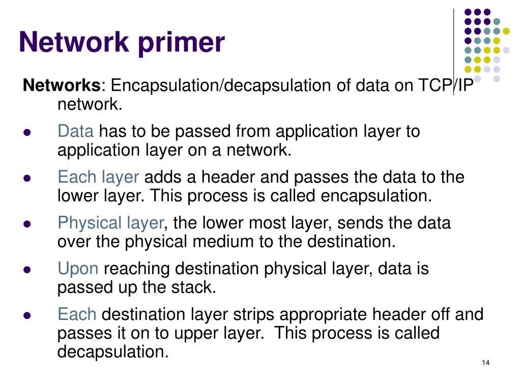Network primer