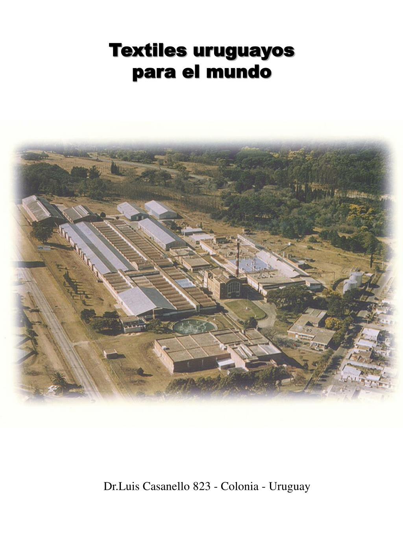 Textiles uruguayos
