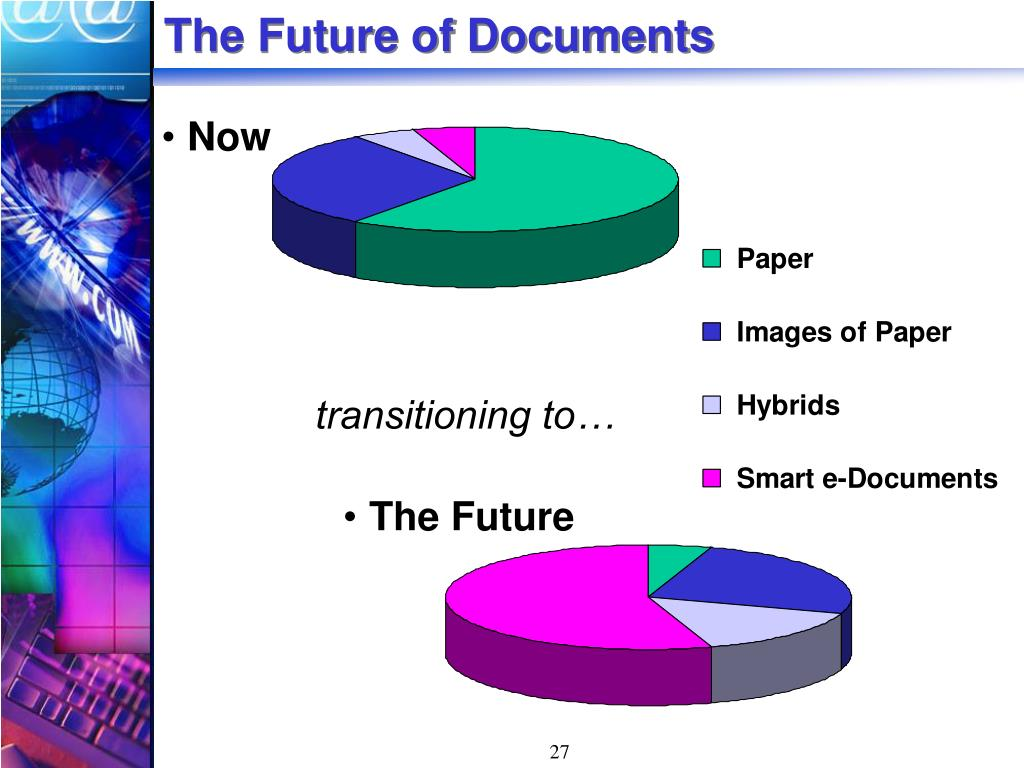 The Future of Documents
