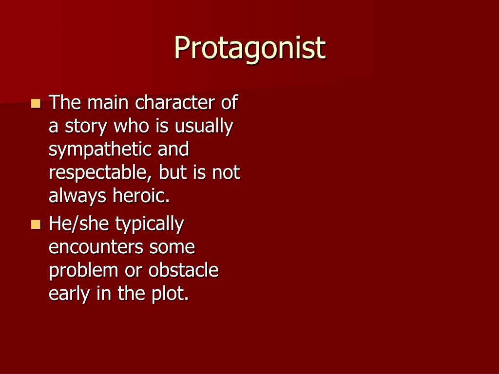 Protagonist