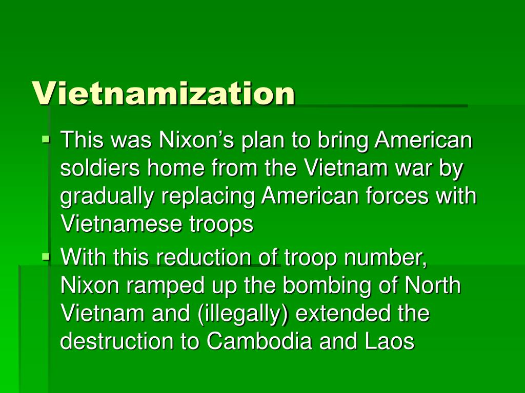 Vietnamization