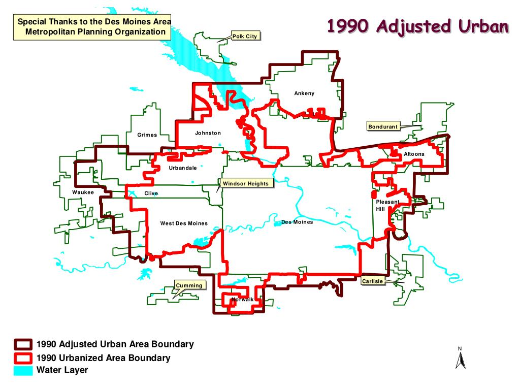 1990 Adjusted Urban