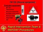 rapid intervention team mayday procedures17