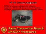rapid intervention team mayday procedures19