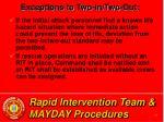 rapid intervention team mayday procedures27