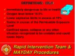 rapid intervention team mayday procedures5