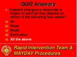 rapid intervention team mayday procedures57