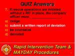 rapid intervention team mayday procedures60