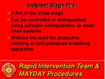 rapid intervention team mayday procedures7