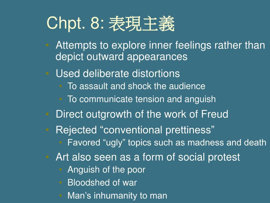 Chpt. 8: