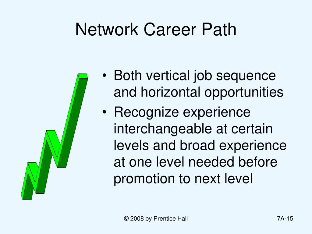 Network Career Path