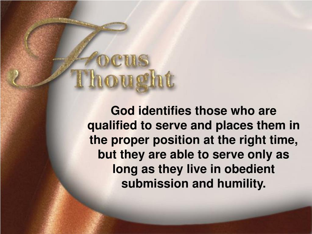Focus Thought