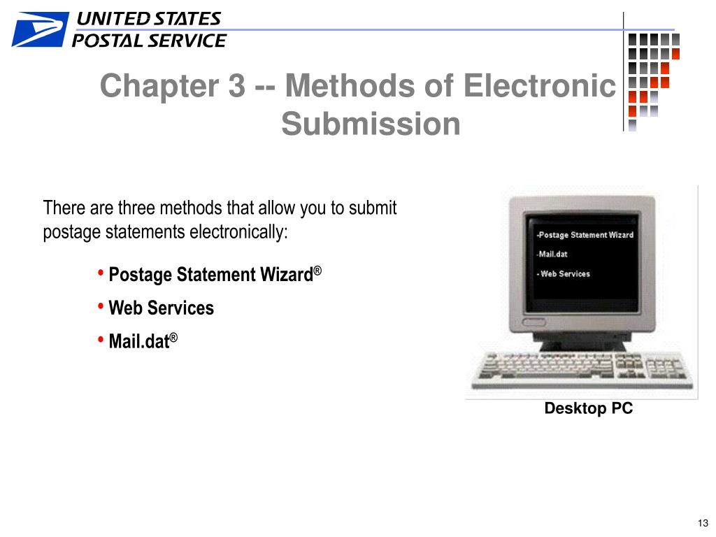 Chapter 3 -- Methods of Electronic
