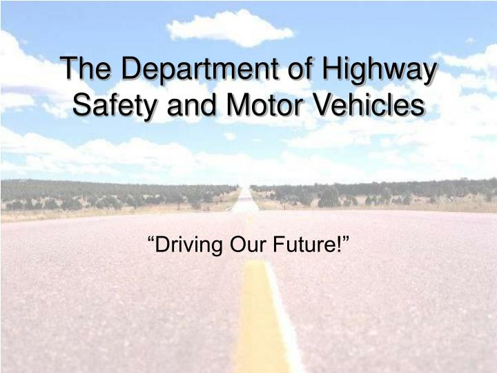 Nh division of motor vehicles for Department highway safety motor vehicles