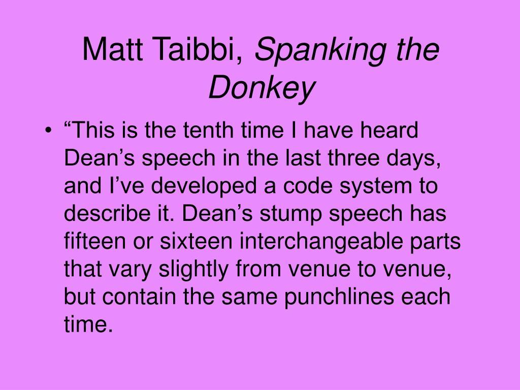 Matt Taibbi,