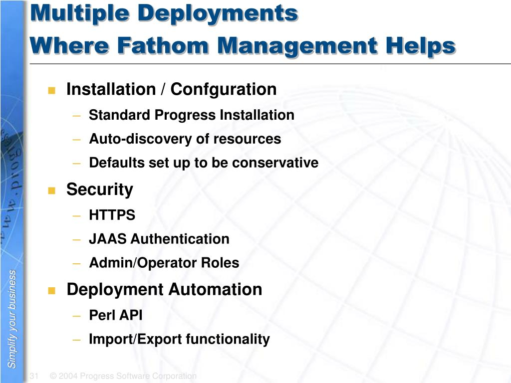 Multiple Deployments