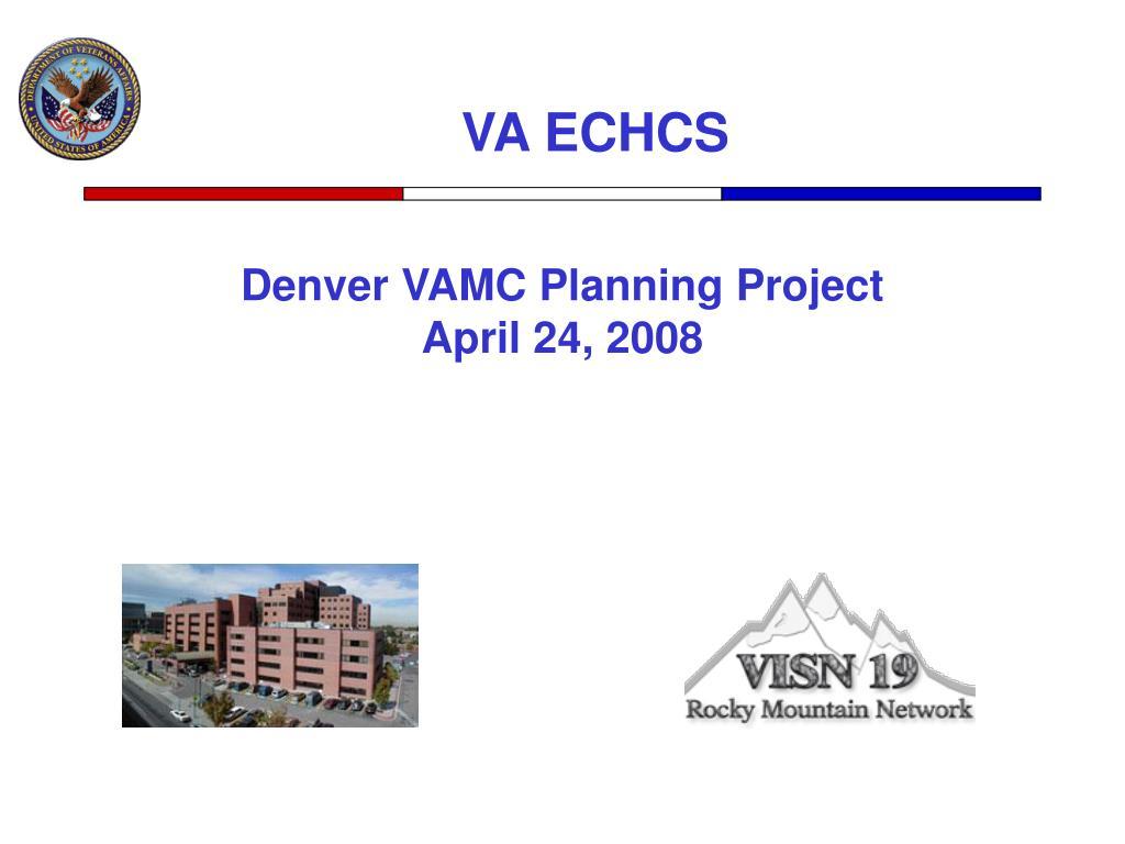 VA ECHCS