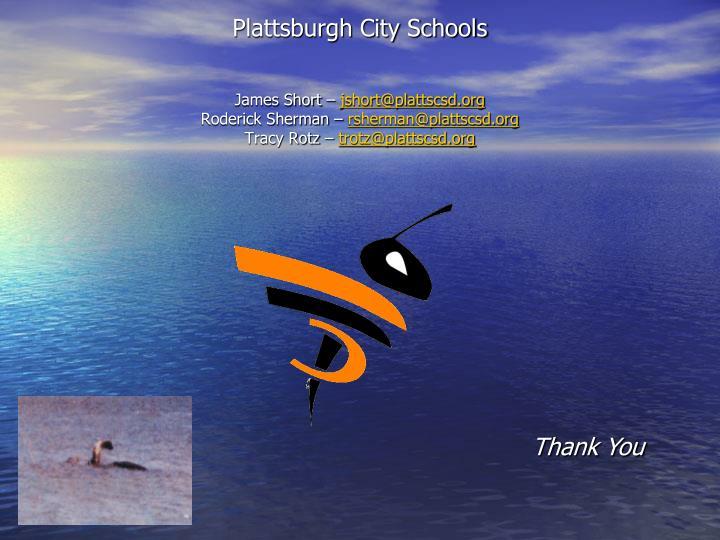 Plattsburgh City Schools