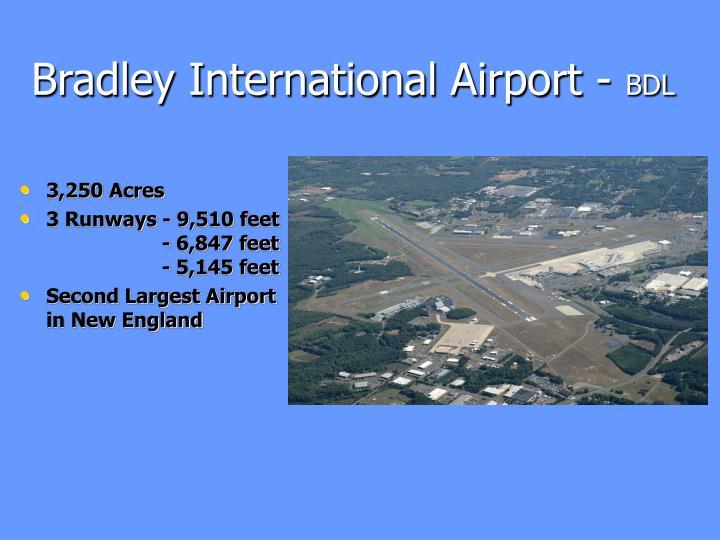 Bradley International Airport -