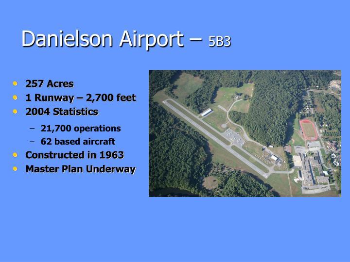 Danielson Airport –