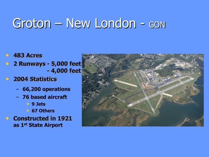 Groton – New London -