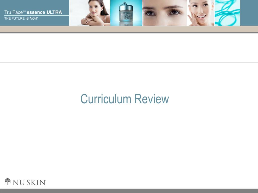 Curriculum Review