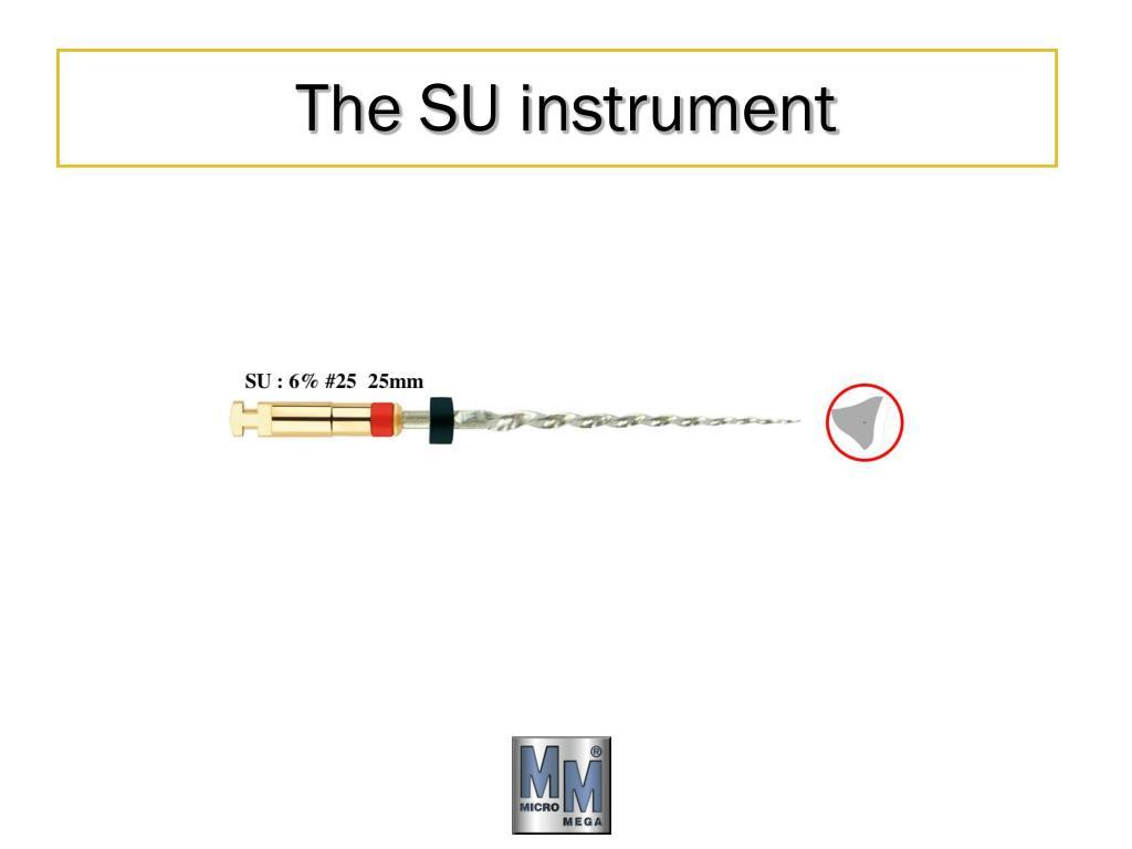 The SU instrument