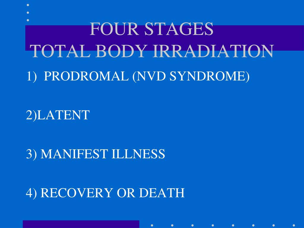 FOUR STAGES