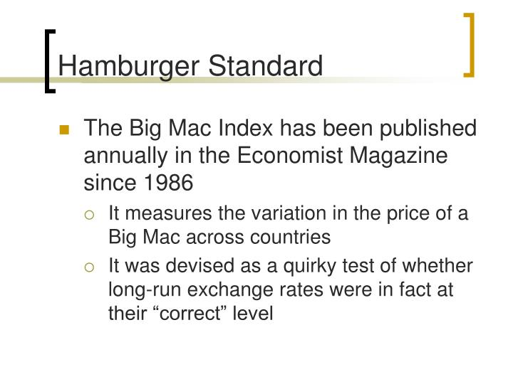 Hamburger Standard