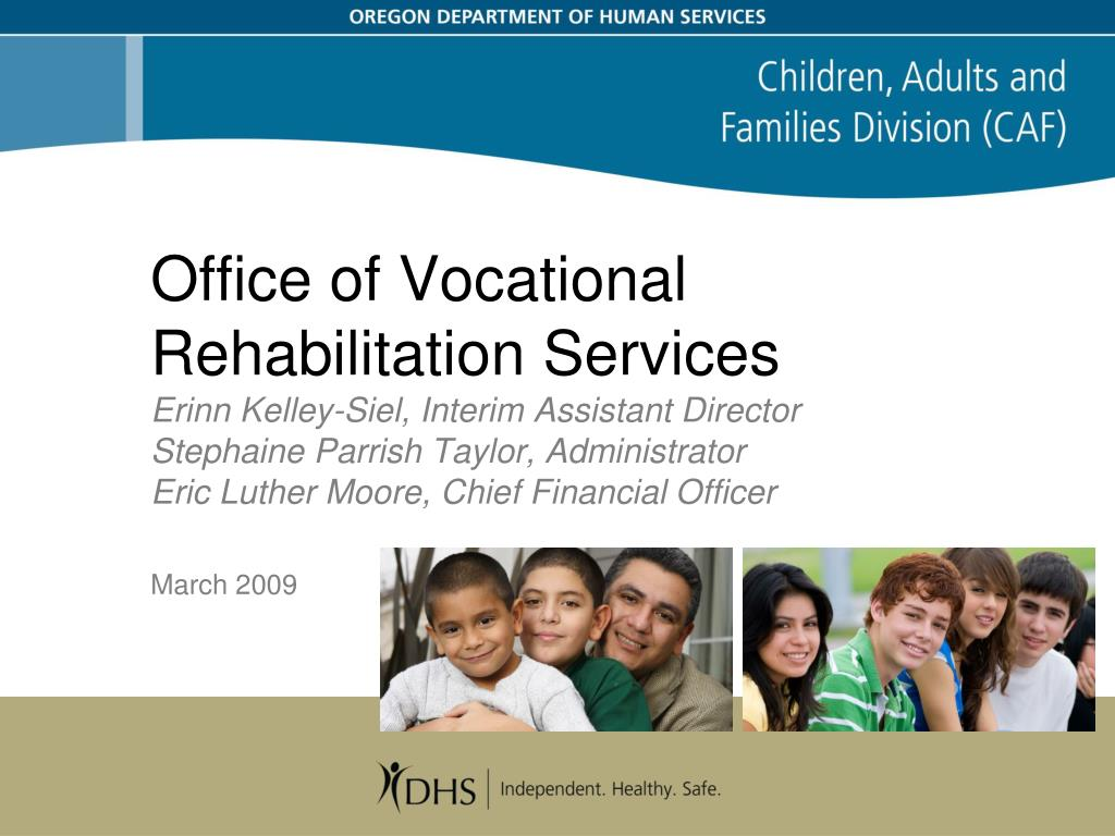 Office of Vocational Rehabilitation Services