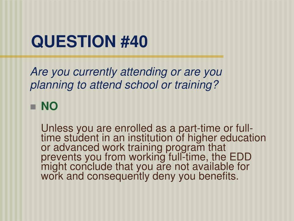 QUESTION #40