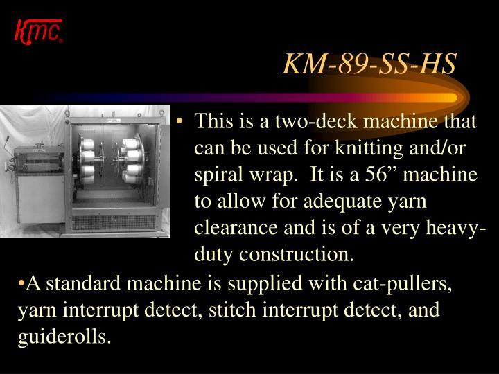 KM-89-SS-HS